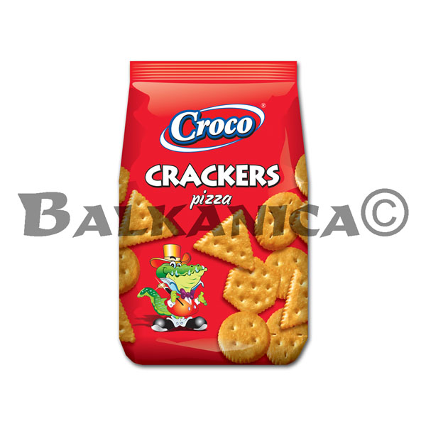 100 G GALLETAS PIZZA CROCO