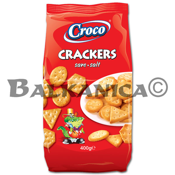400 G GALLETAS SAL CROCO