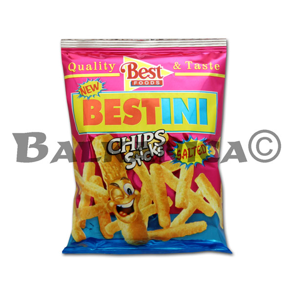 25 G SNACKS PALITOS BESTINI