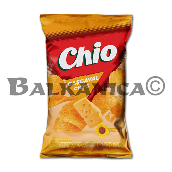 65 GR CHIPS CASCAVAL CHIO
