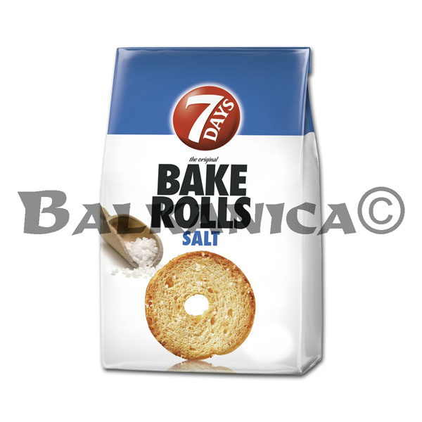 80 GR BAKE ROLLS SAL 7 DAYS