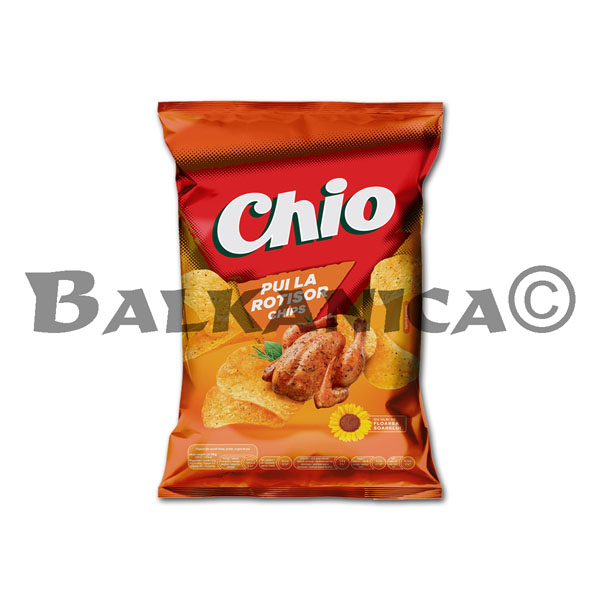 20 GR CHIPS PUI ROTISOR CHIO