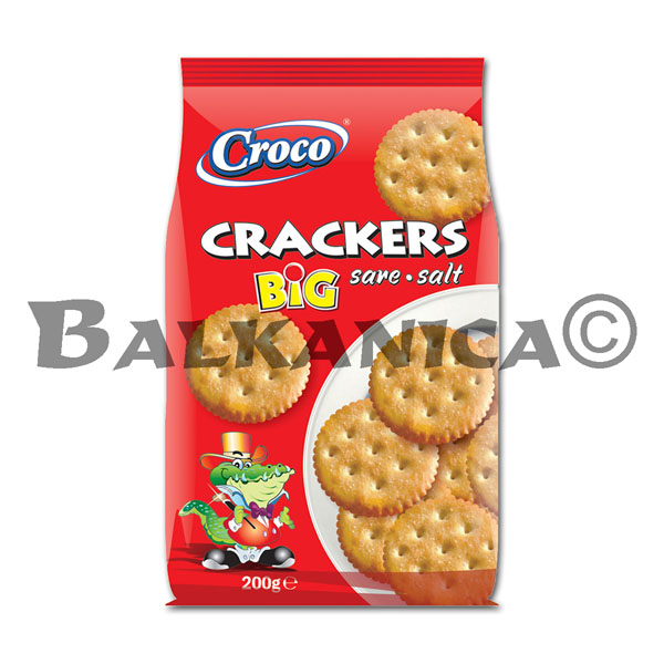 200 G GALLETAS BIG CROCO