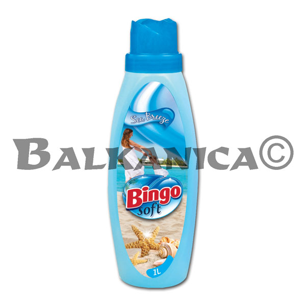 1 L SUAVIZANTE ROPA SEA BREEZE BINGO
