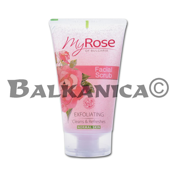 150 ML PURIFYING FACE WASH MY ROSE OF BULGARIA