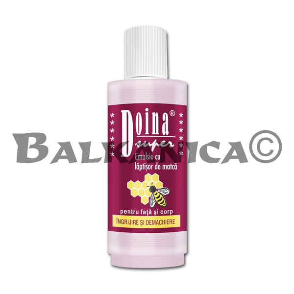 200 ML EMULSION CON JALEA REAL DOINA