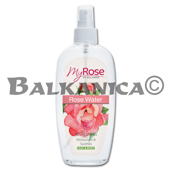 220 ML AGUA DE ROSAS MY ROSE OF BULGARIA