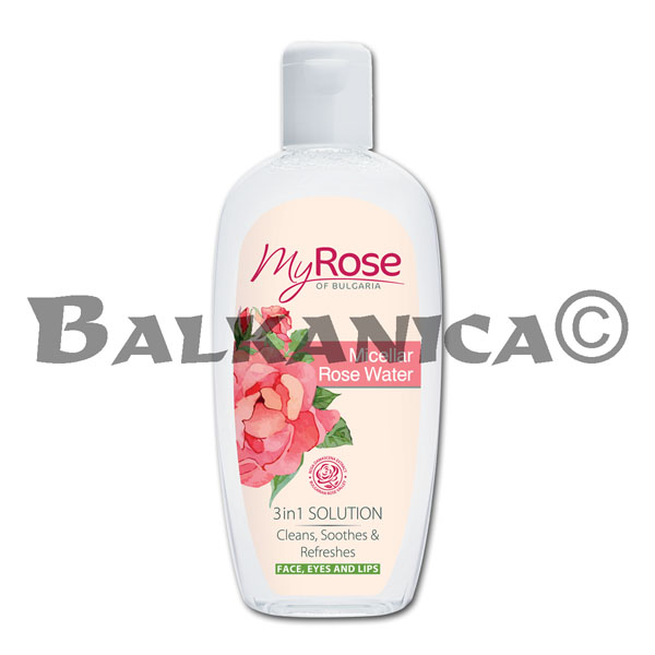 220 ML AGUA MICELAR MY ROSE OF BULGARIA