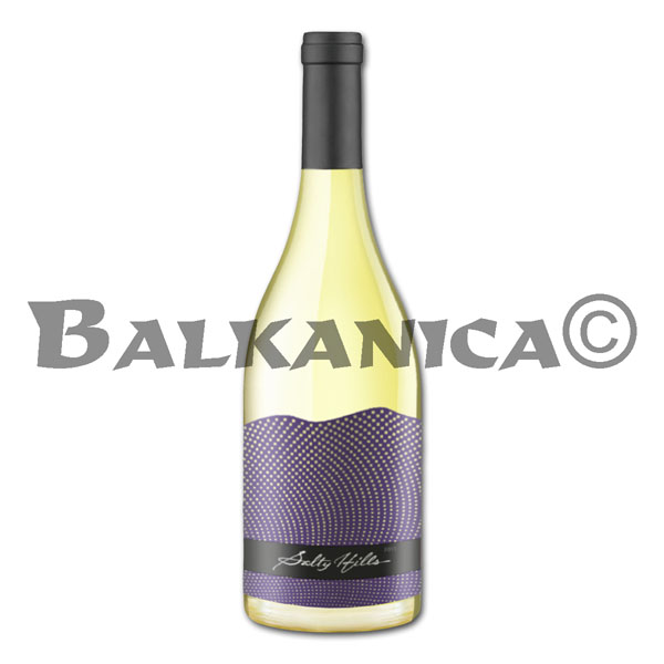 0.75 L WINE WHITE SALTY HILLS POMORIE