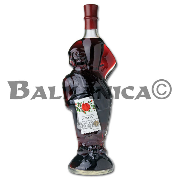 1 L VINO TINTO SECO CABERNET GARLING COLLECTION