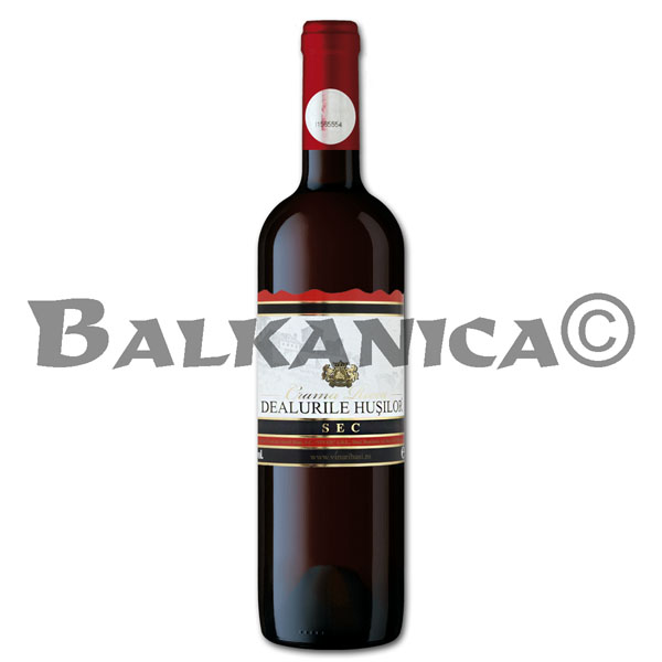 0.75 L WINE RED DRY DEALURILE HUSILOR