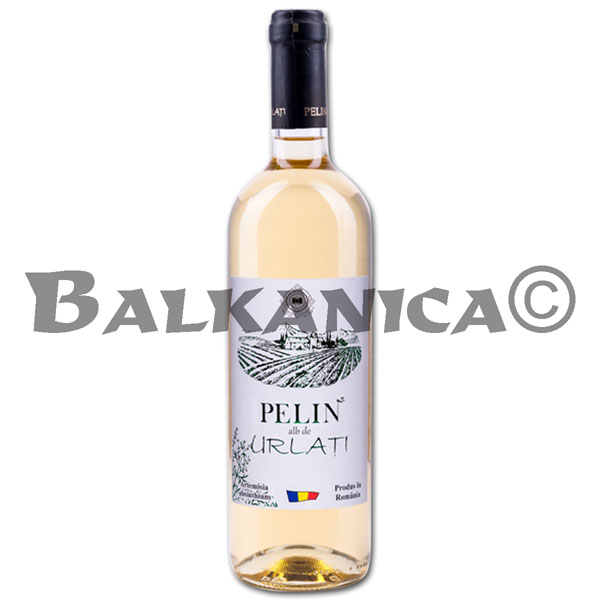 0.75 L VINO BLANCO SEMISECO PELIN DEALU MARE