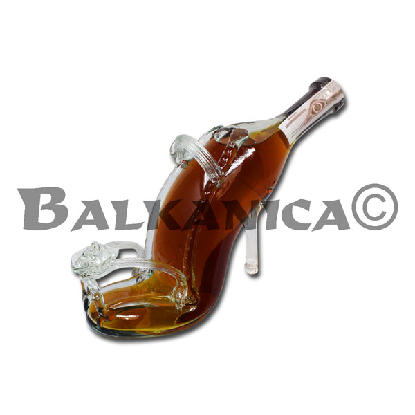 0.25 L BRANDY ZAPATO DIVIN GARLING COLLECTION 40%