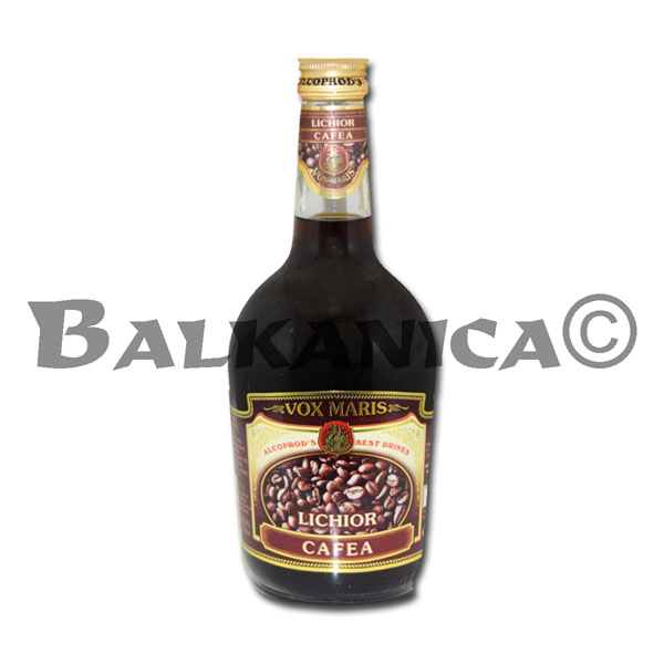 0.5 L LICOR DE CAFE VOX MARIS 16%