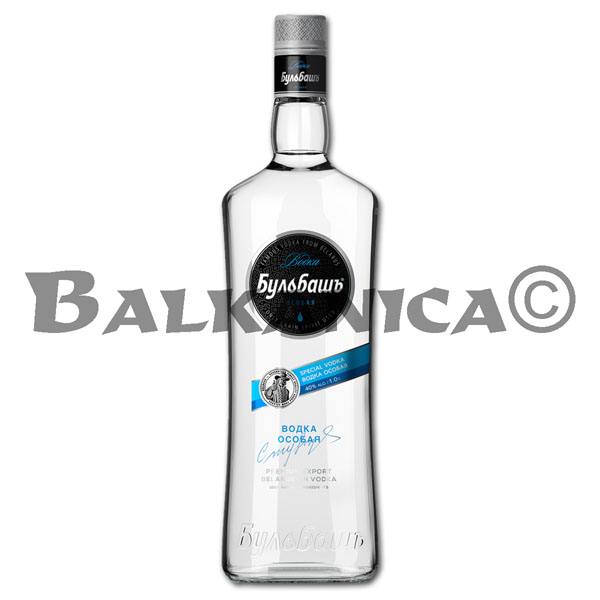 0.7 L VODKA ESPECIAL BULBASH 40%