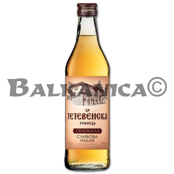 0.7 L RAKIA PLUM SEASONED TETEVENSKA 40%