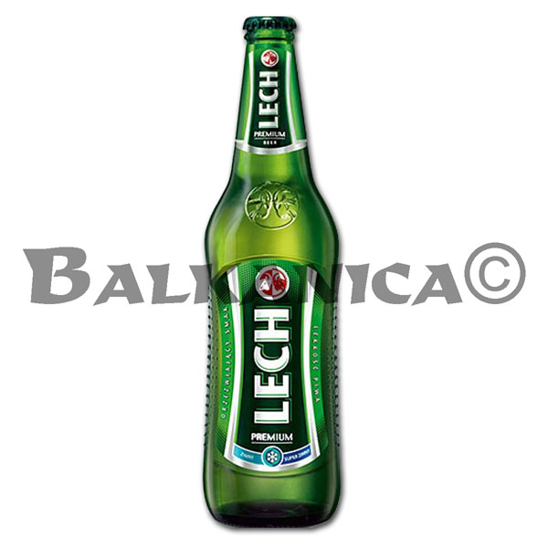0.5 L BEER BOTTLE PREMIUM LECH 5%