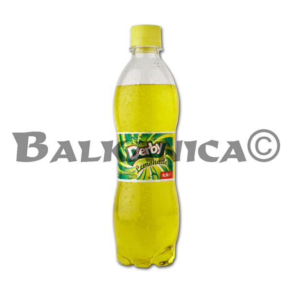 0.5 L REFRESCO LIMONADA DERBY