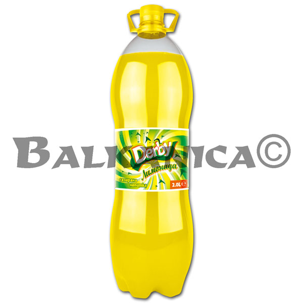 2 L REFRESCO LIMONADA DERBY