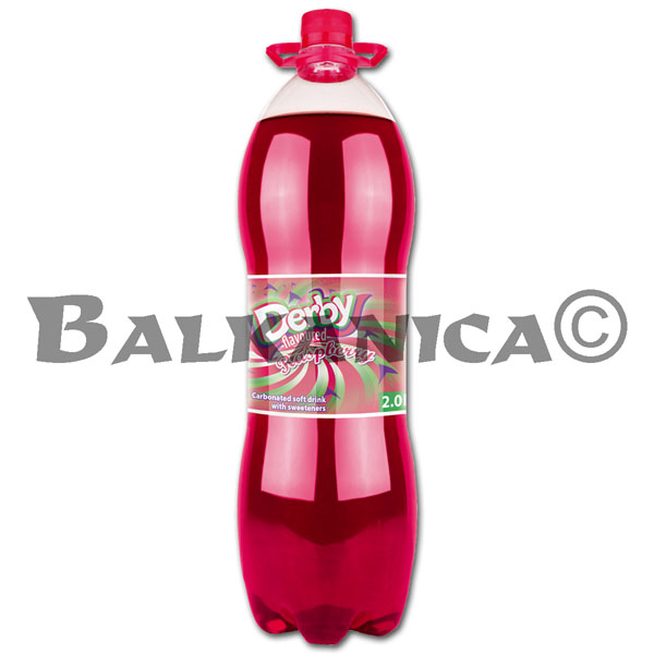 2 L REFRESCO FRAMBUESA DERBY