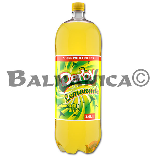 3 L REFRESCO LIMONADA DERBY