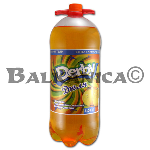 3 L REFRESCO MEMBRILLO DERBY
