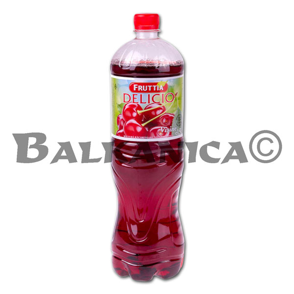 1.5 L JUICE SOUR CHERRY FRUTTIA