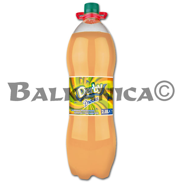 2 L REFRESCO MEMBRILLO DERBY