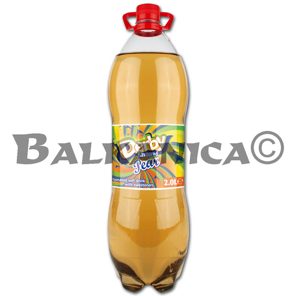 2 L REFRESCO PERA DERBY