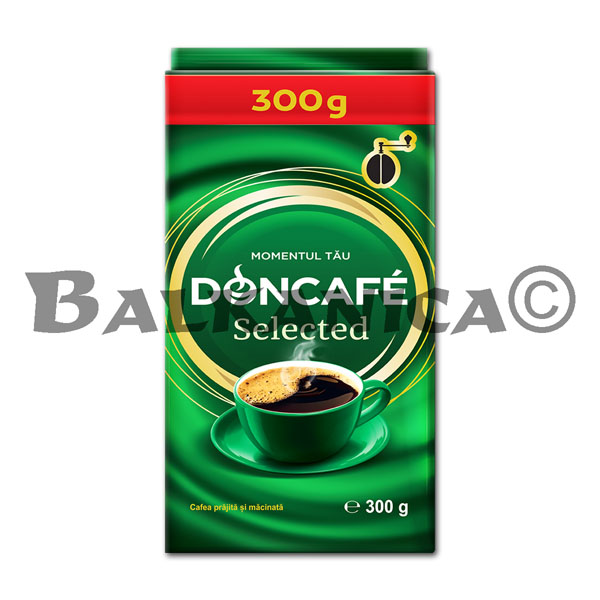 300 GR CAFE SELECT DONCAFE