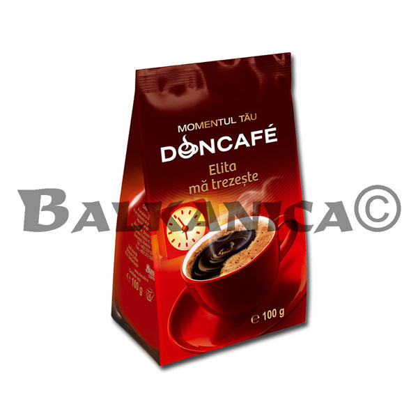 100 GR CAFE ELITA DONCAFE