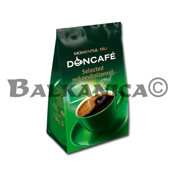 100 GR CAFE SELECTO DONCAFE