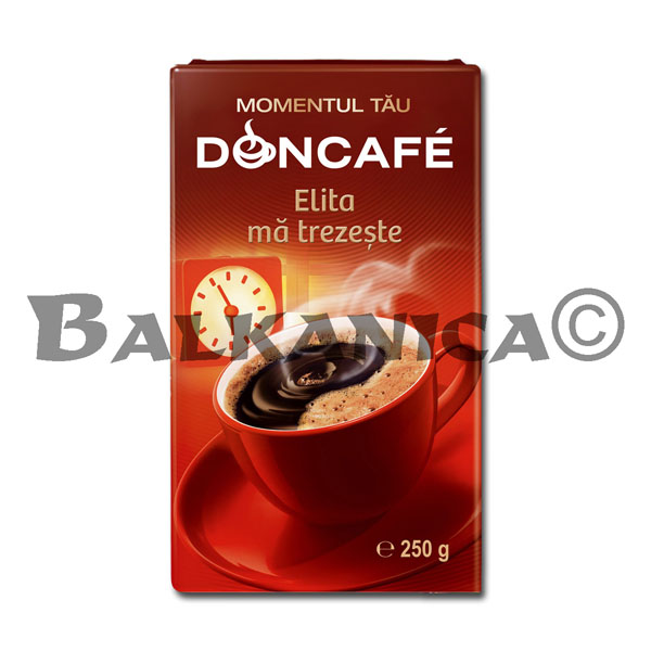 250 GR CAFE ELITA DONCAFE