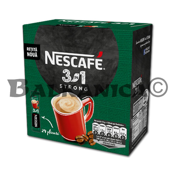 14 GR NESCAFE STRONG 3 IN 1